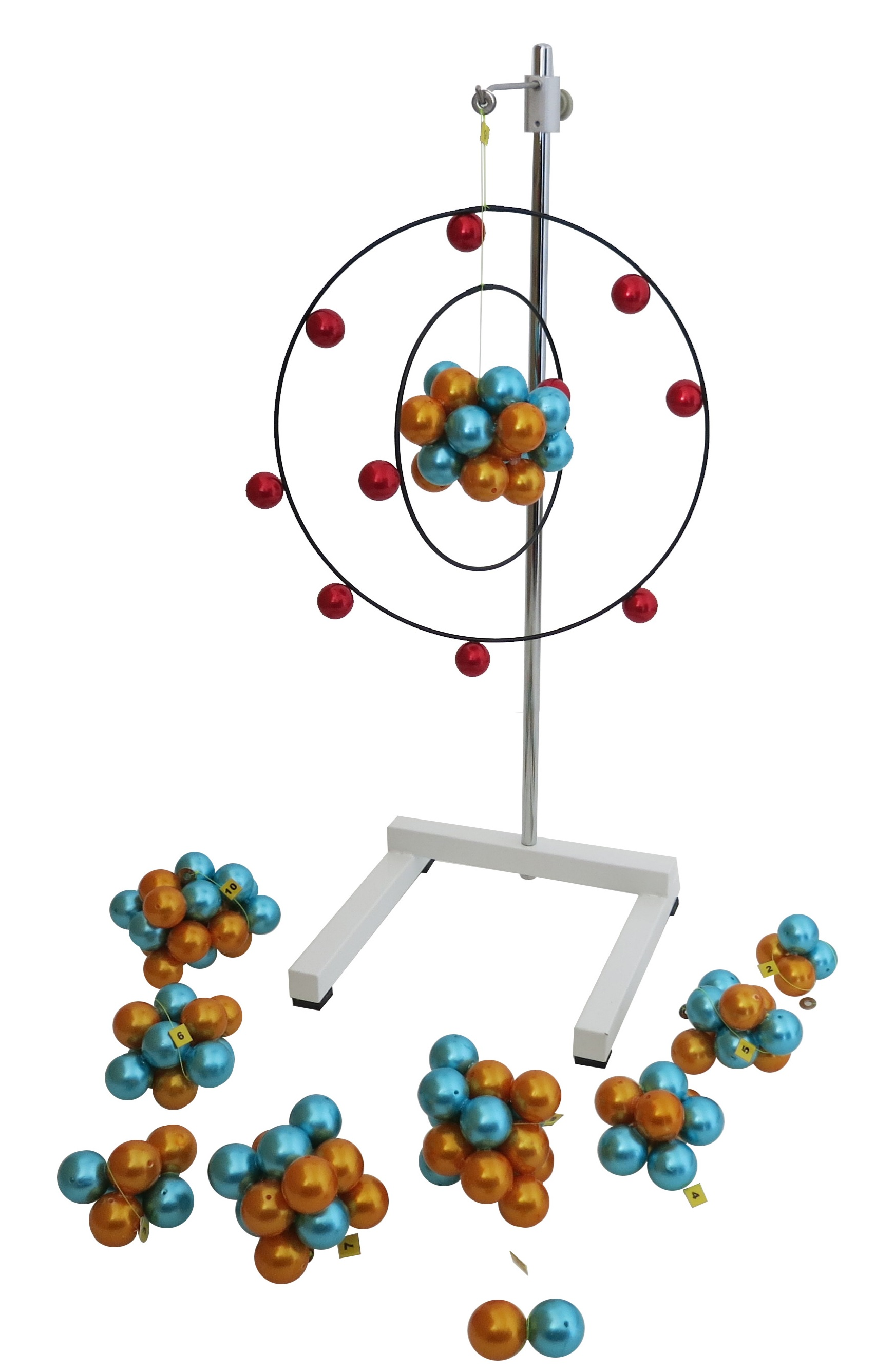 160408{照片}原子模型