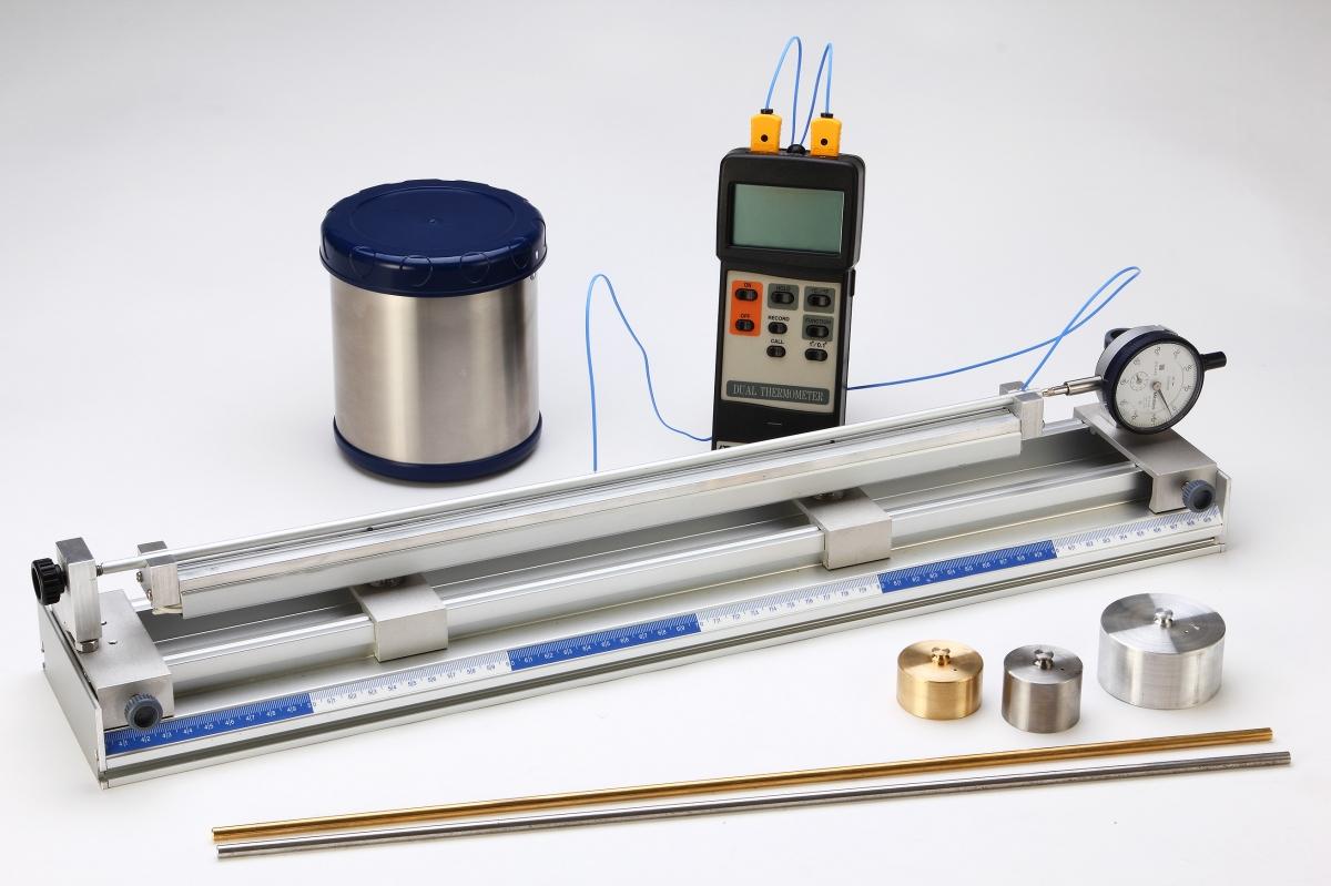 F16金屬比熱.線膨脹與電熱功當量